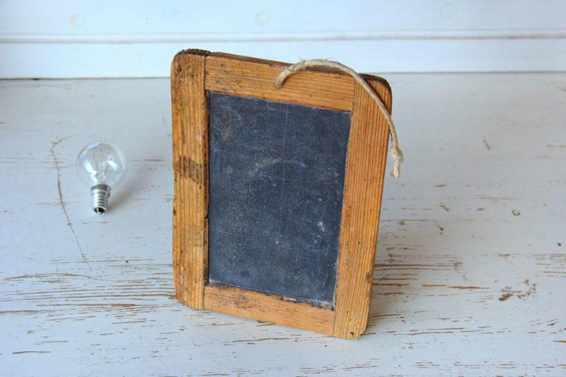 School Old Plate